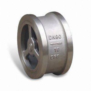 API non-retrun carbon-steel-wafer-check-valve