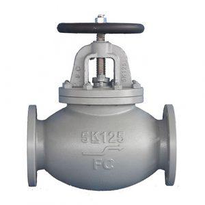 Cast steel globe valves
