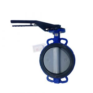 EPDM Coated Ductile Iron Concentric Butterfly Valve