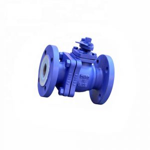 Lined Non-Lubricated Plug Valves