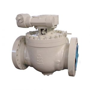Top Entry Gearbox Ball Valve