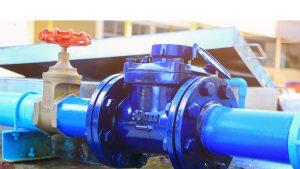 Non lubricated plug valve