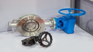 eccentric butterfly valves