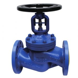 Steam And Thermal Oil Manual Operated Bellow Seal Stop Globe Valves