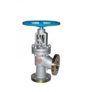 stainless steel angle globe valve