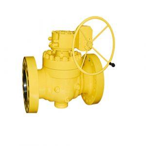 top-entry-ball-valve